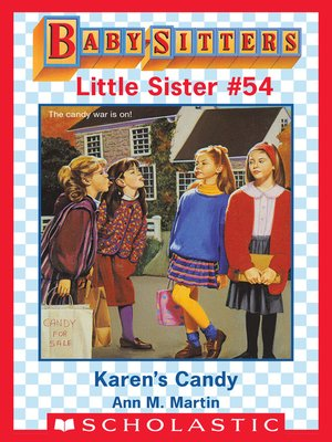 cover image of Karen's Candy