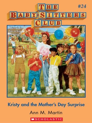 cover image of Kristy and the Mother's Day Surprise
