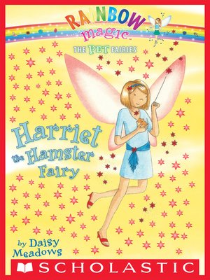 cover image of Harriet the Hamster Fairy