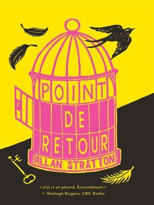 cover image of Point de retour