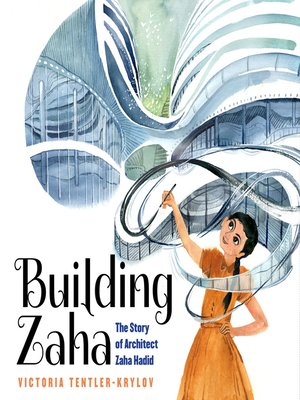 cover image of Building Zaha