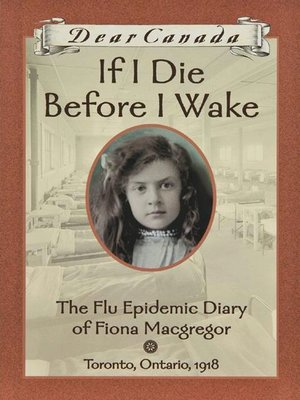 cover image of If I Die Before I Wake