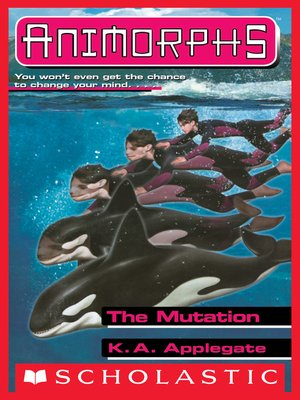cover image of The Mutation