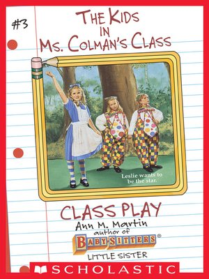 cover image of Class Play