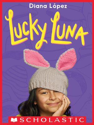 cover image of Lucky Luna