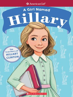 cover image of A Girl Named Hillary
