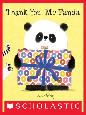 cover image of Thank You, Mr. Panda