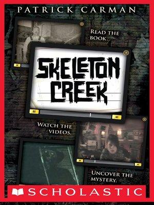Creek ebook skeleton