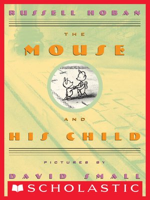 cover image of The Mouse and His Child