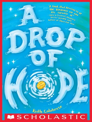 cover image of A Drop of Hope