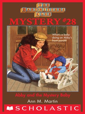 cover image of Abby and the Mystery Baby