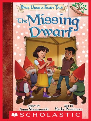 cover image of The Missing Dwarf