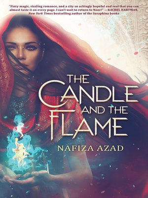 cover image of The Candle and the Flame