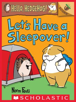 cover image of Let's Have a Sleepover!
