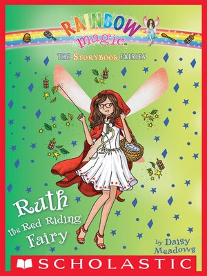 cover image of Ruth the Red Riding Hood Fairy