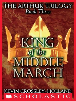 cover image of King of the Middle March