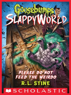 cover image of Please Do Not Feed the Weirdo