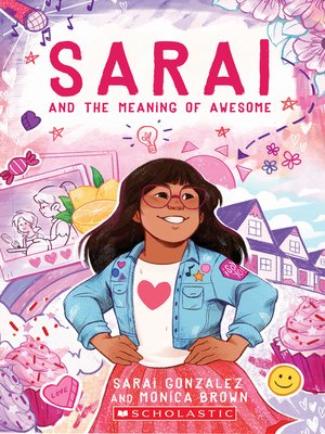 cover image of Sarai and the Meaning of Awesome