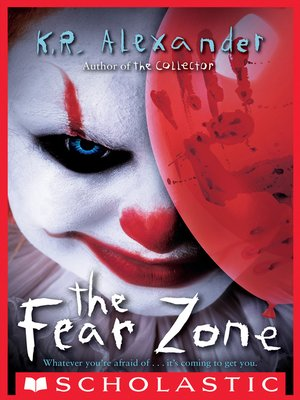 cover image of The FEAR ZONE