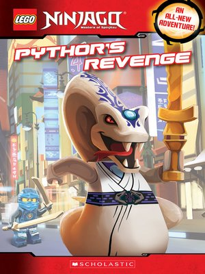 cover image of Pythor's Revenge