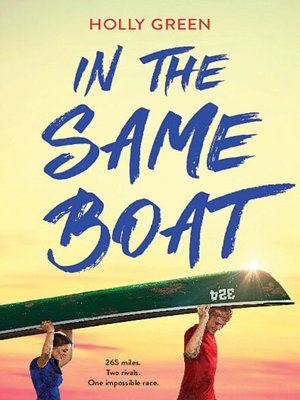 cover image of In the Same Boat