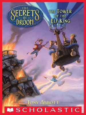 cover image of The Tower of the Elf King