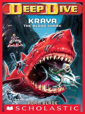 cover image of Kraya the Blood Shark