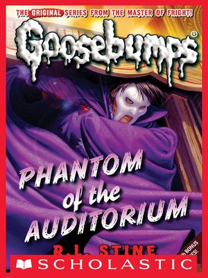 cover image of Phantom of the Auditorium