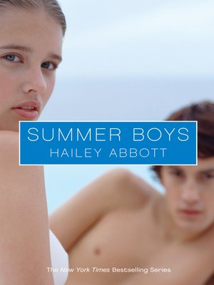 cover image of Summer Boys