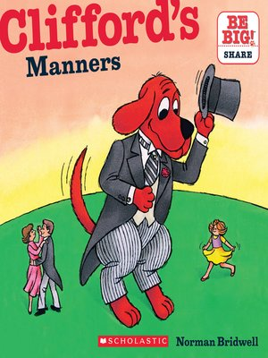 cover image of Clifford's Manners
