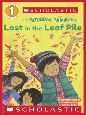 cover image of Lost in the Leaf Pile