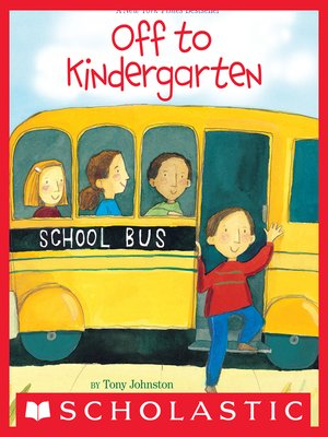 cover image of Off to Kindergarten