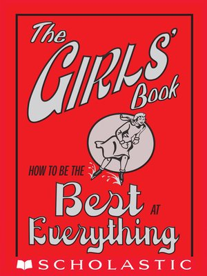 cover image of The Girls' Book