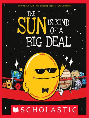 cover image of The Sun Is Kind of a Big Deal