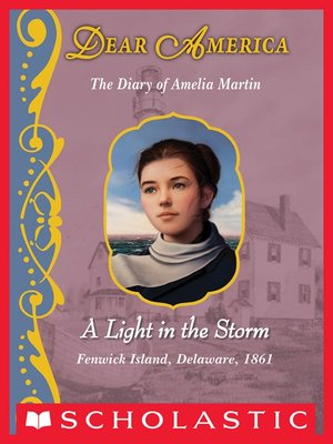 cover image of A Light in the Storm