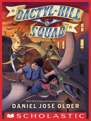 cover image of Dactyl Hill Squad (Dactyl Hill Squad #1)