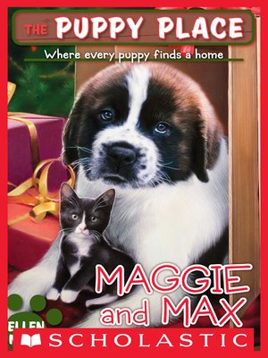 cover image of Maggie and Max