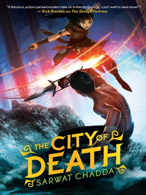 cover image of The City of Death