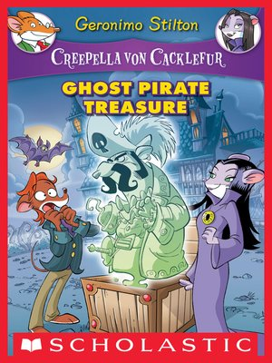 cover image of Ghost Pirate Treasure