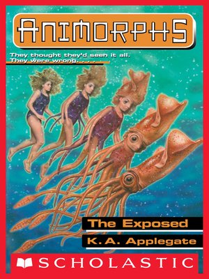 cover image of The Exposed