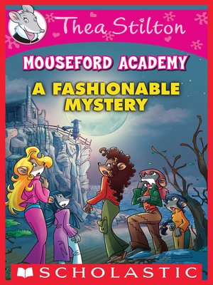 cover image of A Fashionable Mystery