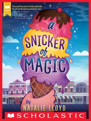 cover image of A Snicker of Magic