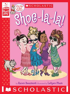 cover image of Shoe-la-la!