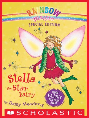 cover image of Stella the Star Fairy