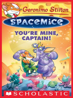 cover image of You're Mine, Captain!