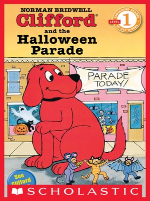 cover image of Clifford and the Halloween Parade