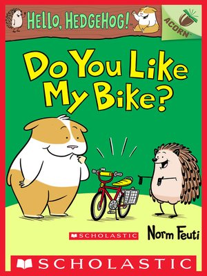 cover image of Do You Like My Bike?