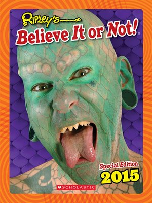 cover image of Ripley's Special Edition 2015