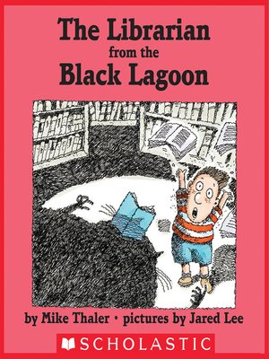 cover image of The Librarian From the Black Lagoon