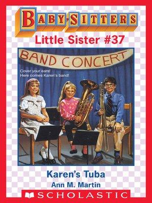 cover image of Karen's Tuba